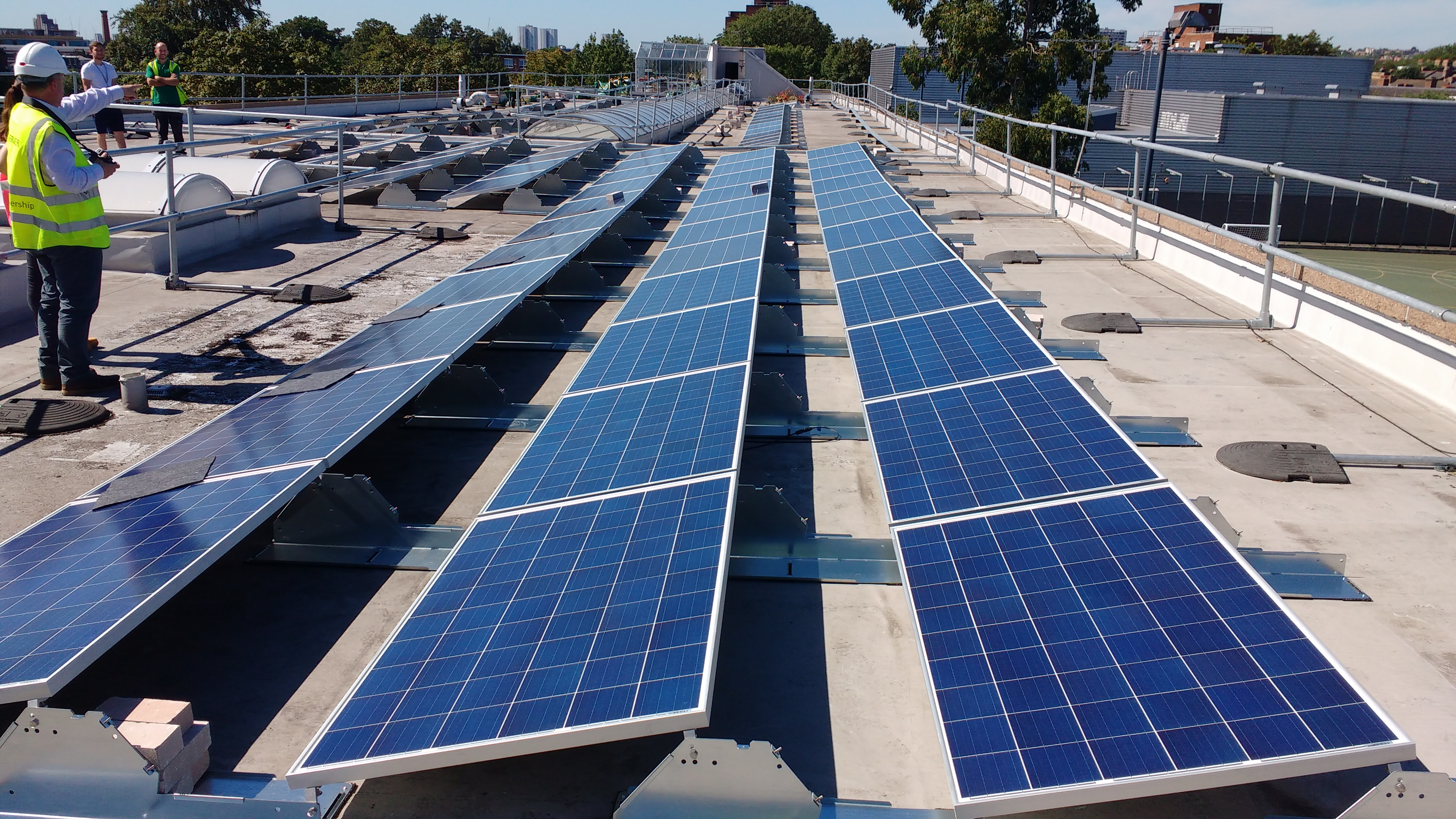 Solar Pv Installations And Planning Requirements For Non
