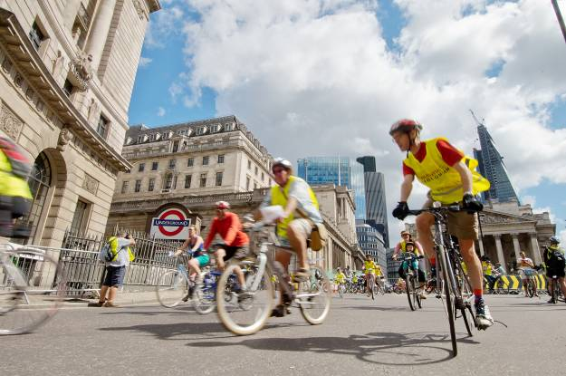 Event Report: Sustainable Transport – trends and benefits